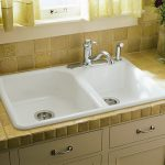 Kohler Kitchen Sink- Efficiency