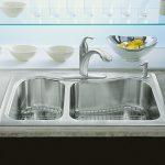 Kohler Kitchen Sink- Staccato