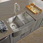 Moen Kitchen Sink- 1800 Series Apron Front