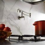 Moen Kitchen Faucet: Modern Pot Filler