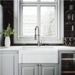 Vigo Kitchen Sinks- Casement Front