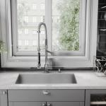 Vigo Kitchen Faucet- Zurich