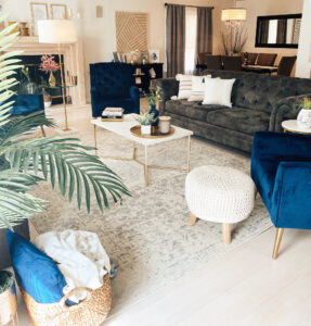 Ashley Furniture new living room from Global Sales
